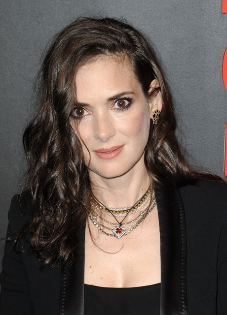 July 11, 2016 - Hollywood, California, U.S. - Winona Ryder attending The Los Angeles Premiere Of Netflix's ''Stranger Things'' held at the at Mack Sennett Studios on July 11, 2016 in Los Angeles, California. 2016 (Credit: © Globe-ZUMA
