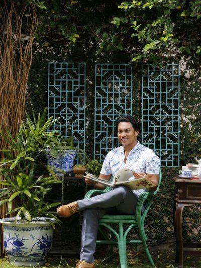 Bicara Landskap bersama Arkitek Landskap, Azry Fazamy