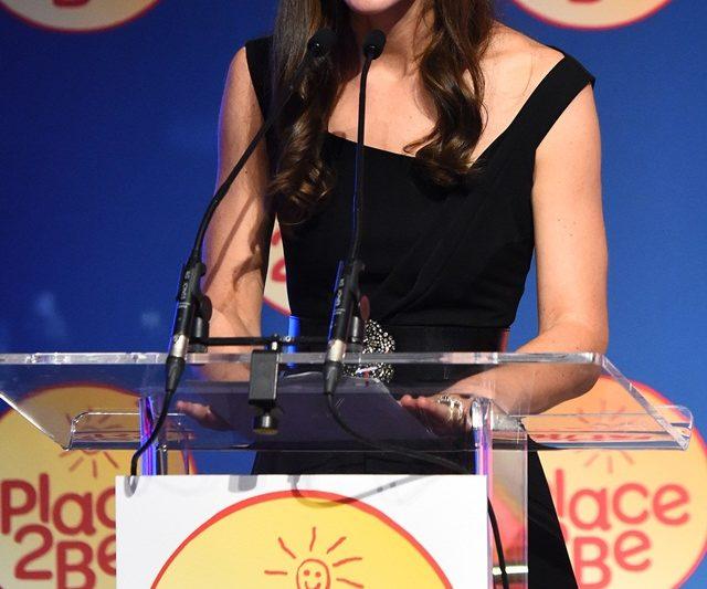 Ucapan Kate Middleton Yang Menyentuh Perasaan