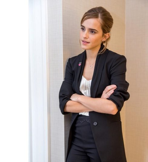 Emma Watson Aspirasi Gadis Seluruh Dunia