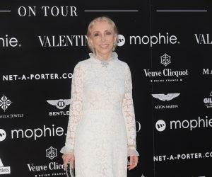 Anugerah Fashion Swarovski Buat Franca Sozzani