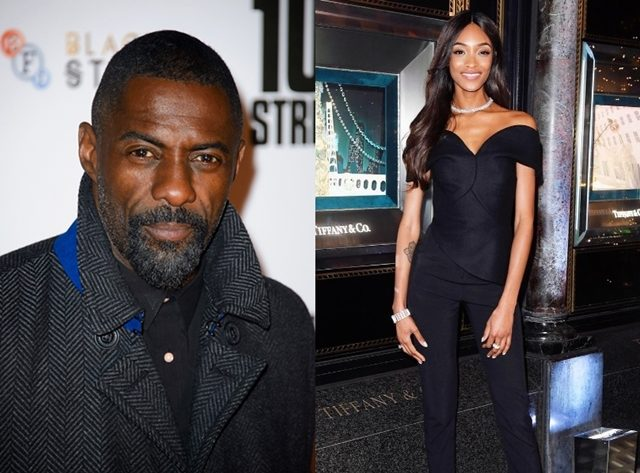 Model Victoria's Secret Bercinta dengan Idris Elba