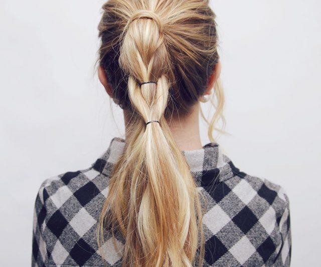 Tutorial Mudah Untuk Rambut Menawan
