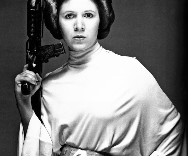 Princess Leia a.k.a Carrie Fisher Meninggal Dunia