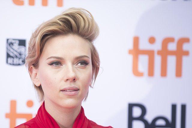 Scarlett Johansson Pelakon Dengan Kutipan Bayaran Tertinggi 2016