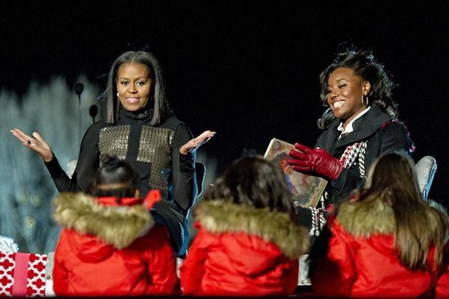 Kami Obses Dengan Gaya Baharu Michelle Obama