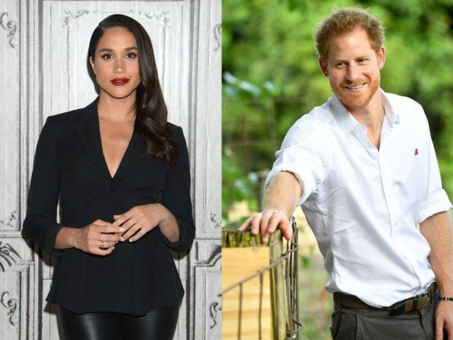 Meghan Markle dan Putera Harry Mendapat Restu Permaisuri Elizabeth II