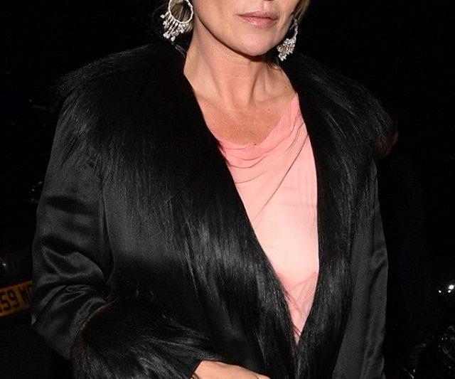 Kate Moss Menyambut Hari Lahirnya Yang ke-43