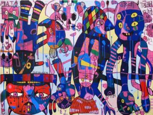 eddie-hara-theres-something-kinky-going-on-over-here-150-x-200-cm-acrylic-on-canvas-2016_image-courtesy-of-nadi-gallery