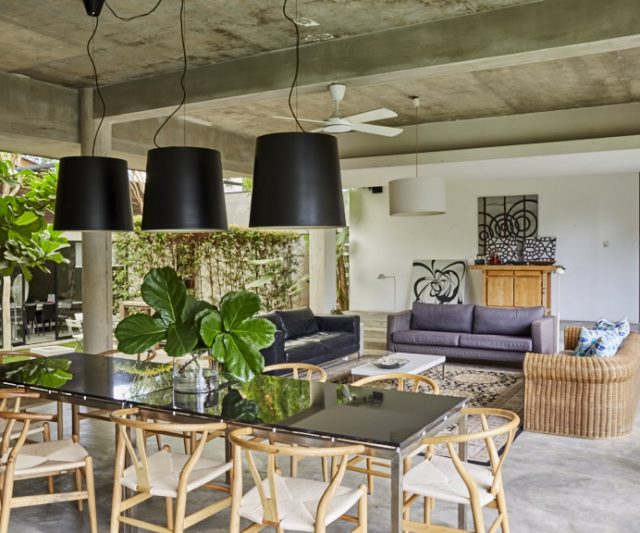 GLAM Deko Kediaman – Resort Tropika