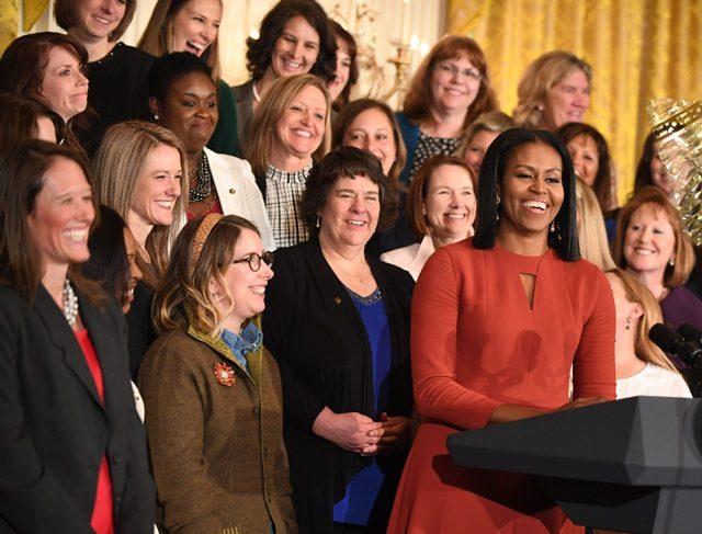 Pereka Fesyen Mengucapkan Terima Kasih Kepada Michelle Obama