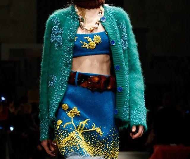 Prada Membawa Vibe dan Estetik 70-an Untuk Minggu Fesyen Milan