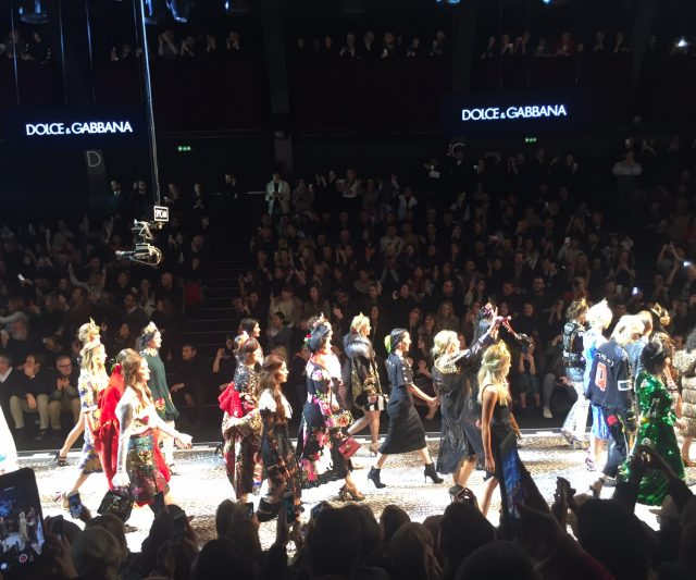 Minggu Fesyen Milan: REAL FASHION FOR REAL WOMEN