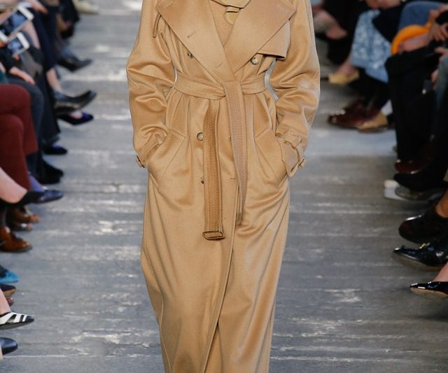 Max Mara Menumpukan Kepada Kesederhanaan Untuk Minggu Fesyen Milan