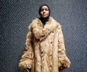 Pertunjukan Fesyen Yeezy Season 5 Menampilkan Model Berhijab Halima Aden