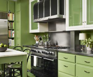 GLAM Deko Ruang – 16 Reka Bentuk Dapur Kecil