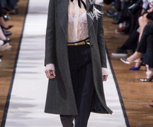 Gabungan Feminin dan Maskulin Untuk Lanvin di Paris Fashion Week