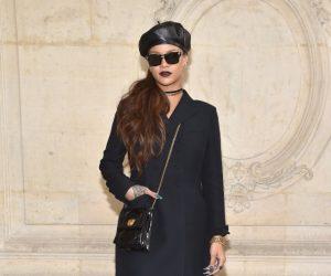 High Glamor: Selebriti A-List Penuhi Front Row Dior