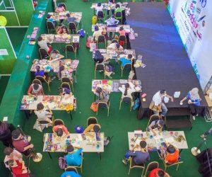 Usaha Pelikan Untuk Mendedahkan Kanak-kanak Kepada Seni Melalui Pertandingan Mewarna