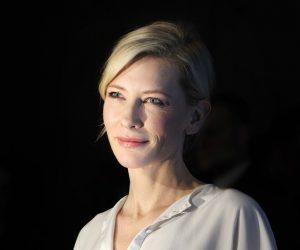 Pelakon Cate Blanchett Enggan Mengikut Standard Kecantikan Hollywood