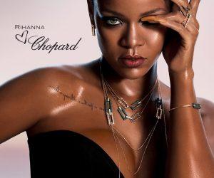 "Koleksi Kaspul Mewah ""Rihanna Loves Chopard"" Di Festival Filem Cannes"