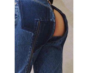Kolaborasi Vetements x Levi's Menampilkan Bare Butt Jeans