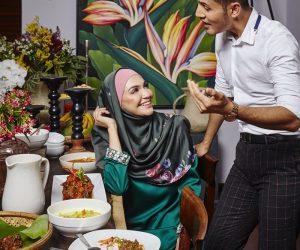 GLAM Deko Santai bersama Dato' Aliff Syukri & Datin Shahida Mohd Rashid