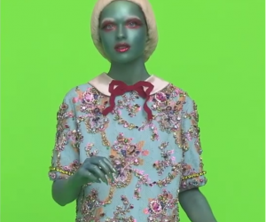 Gucci Menggunakan Aliens Dalam Kempen Terbaru Mereka