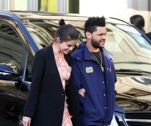 The Weeknd dan Selena Gomez Makes It Official Di Instagram
