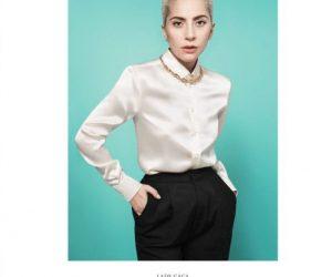 Lady Gaga Goes Classy Untuk Koleksi Tiffany HardWear
