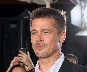 Brad Pitt Bersuara Buat Kali Pertama Selepas Perceraiannya