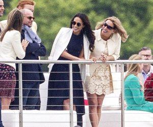 Kemunculan Umum Pertama Prince Harry dan Meghan Markle, Makes It Official