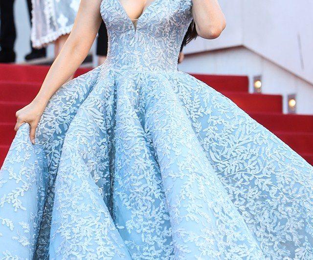 Momen Fesyen Di Atas Karpet Merah Cannes Film Festival 2017