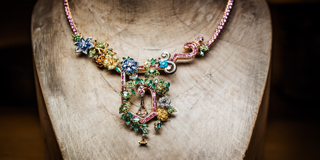 Paradoks Alam Semulajadi dan Seni Menjadi Satu Melalui Dior a Versailles, Côté Jardins