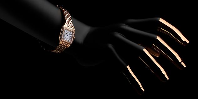 Nafas Baru Panthère de Cartier Untuk Wanita Sofistikated