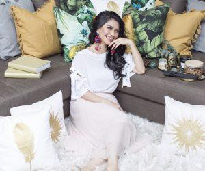 Persiapan Lebaran Anzalna Nasir bersama H&M Home