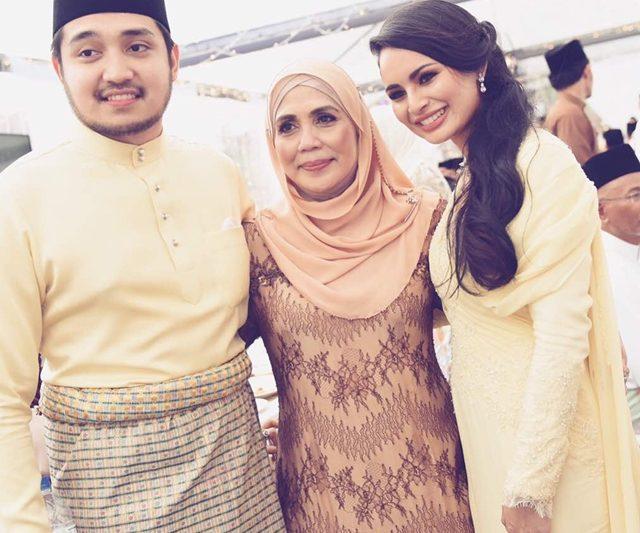Izara Aishah Meterai Janji Cinta Bersama Adib Khalid
