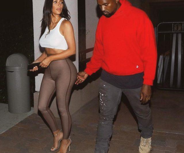 Kim Kardashian West Bakal Menimang Cahaya Mata Ketiga