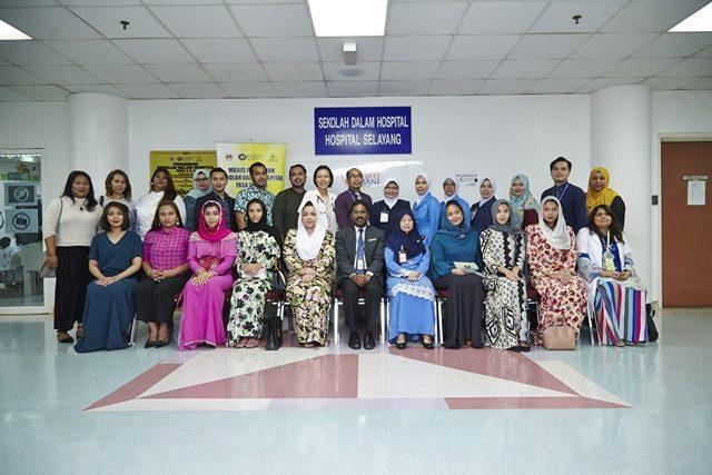 GLAM Heart: Program Ramah Mesra Bersama Kanak-Kanak di Hospital