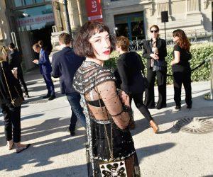 Acara Pembukaan Pameran Terbesar Dior Di Paris
