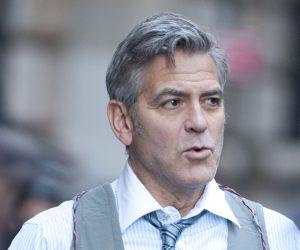 Paparazzi Pecah Masuk Rumah George dan Amal Clooney Untuk Foto Kembar