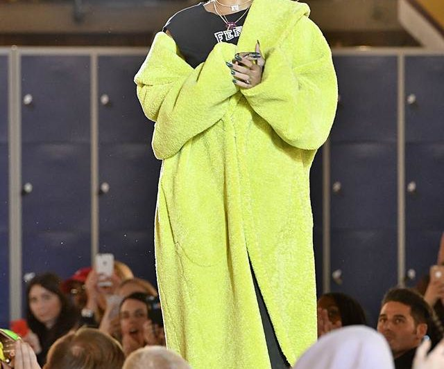 Fenty Puma by Rihanna Pulang Ke New York Musim Ini