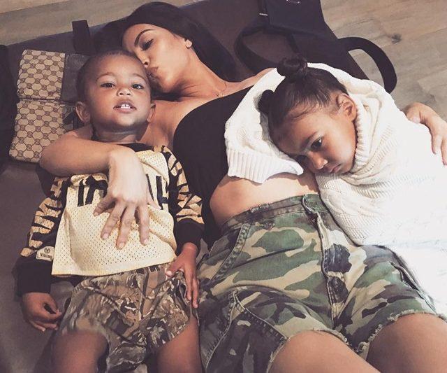 Drama Keluarga Kim Kardashian Persis Orang Biasa?