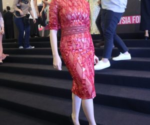 #OOTD Kuala Lumpur Fashion Week 2017 Day 2!