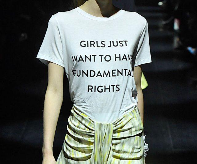 Satu Inisiatif, Riben Biru Bakal Membanjiri Minggu Fesyen New York