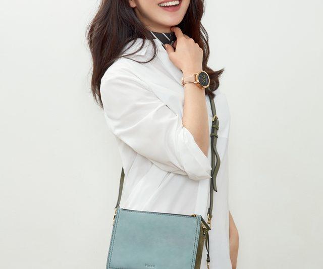 Song Ji Hyo Berkongsi Gaya Hidupnya Bersama Fossil