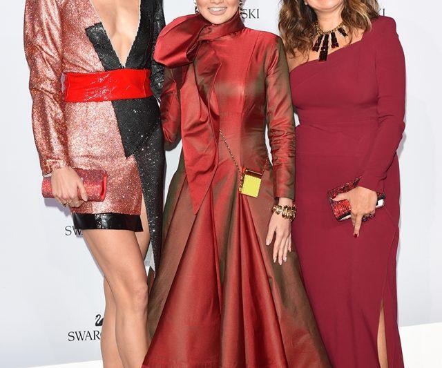 Neelofa dan Karlie Kloss Meraikan #BrillianceForAll Oleh Swarovski di Milan