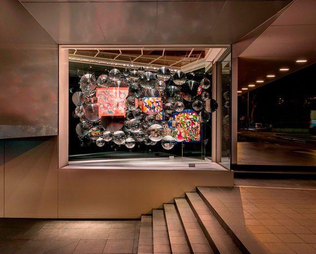GLAM Deko Diari – Karya Kanta Mata di Hermes Liat Towers