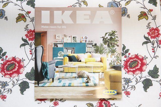 GLAM Deko Diari – Katalog 2018 IKEA