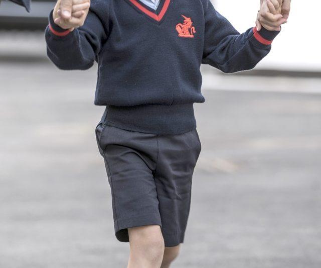 Putera George Sudah Bosan Dengan Sekolahnya